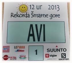12 ur Rekorda Šmarne gore 2013