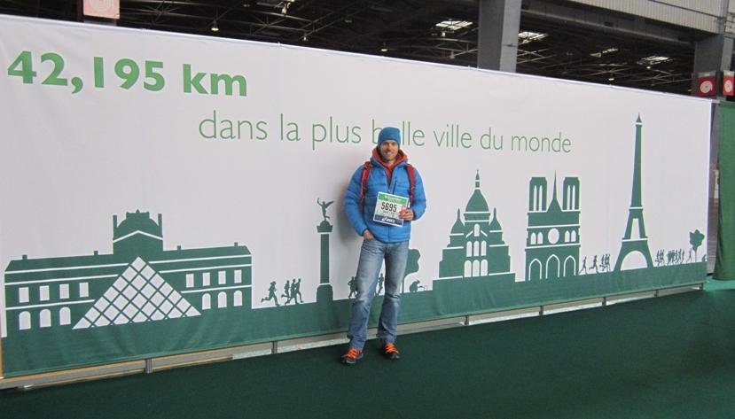 Paris Maraton 2013