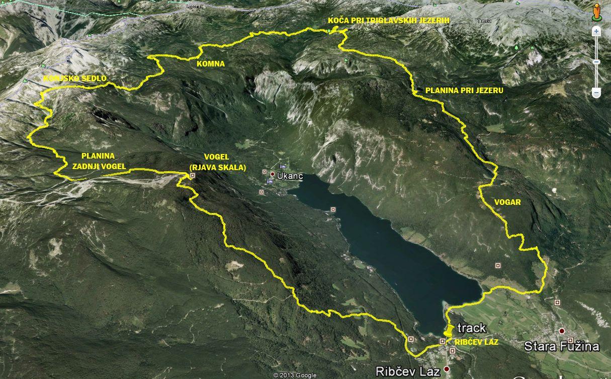 GPS poti