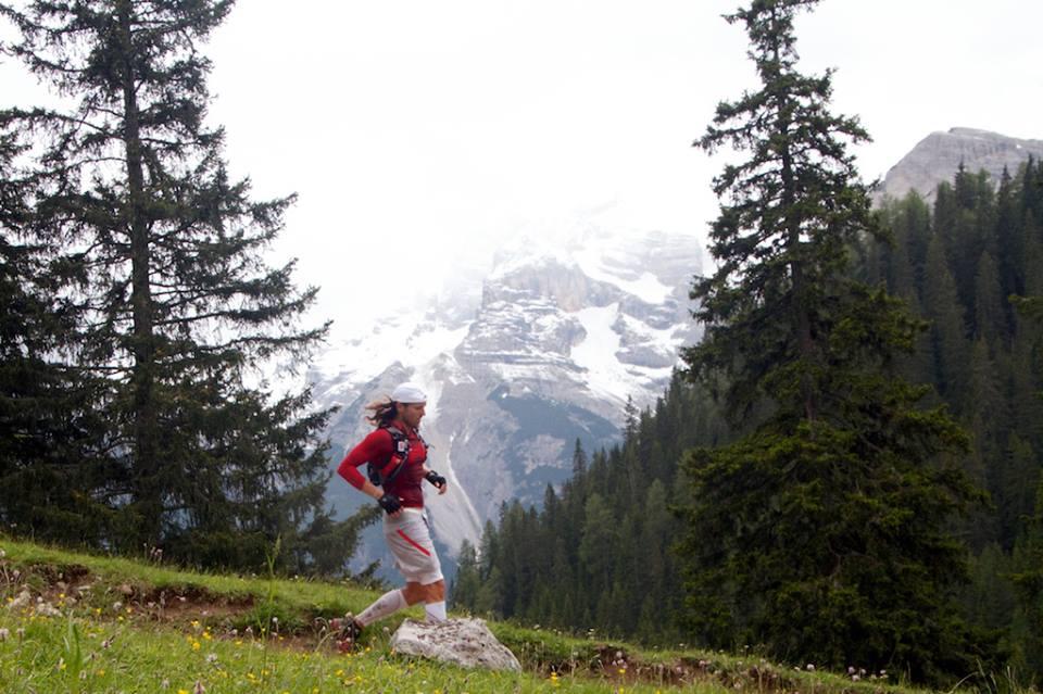 Lavaredo Ultra Trail_na poti