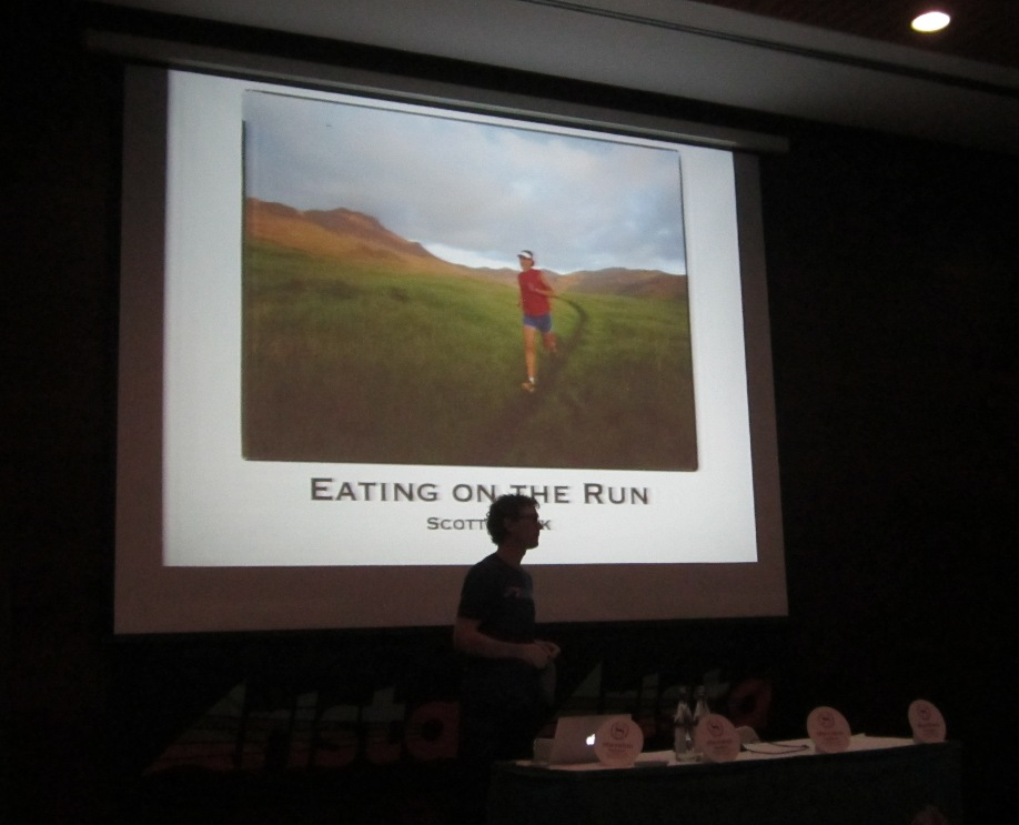Scott Jurek - Eat and Run