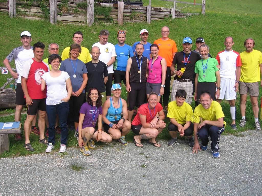 Udeleženci (Foto: Matjaž Klemenc)